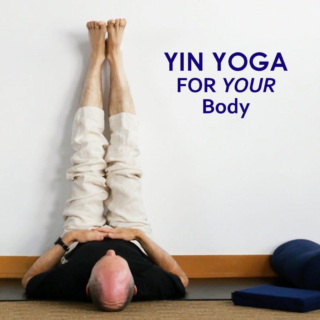 yin yoga stillinger