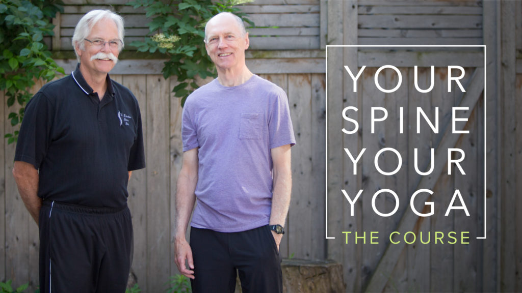 Your Spine, Your Yoga: The Course with Stuart McGill and Bernie Clark